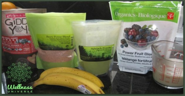 3 Superfood Smoothies to Enhance Your Life by Leanne Wierzbicki TheWellnessUniverse WUVIP Superfoods