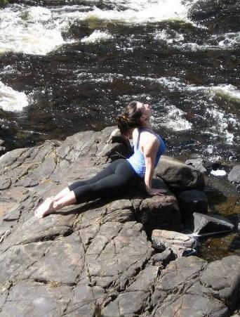 Breathe Live Believe - Leanne Wierzbicki - yoga